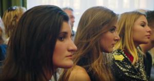 Angela Jakaj, Liandra Sadzo, Jamie-Lee Six in D5R, de Film (2017)