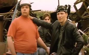 Benny Claessens, Tim Van Hoecke in Blinker (1999)