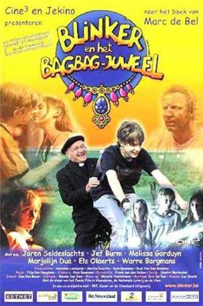 Poster Blinker en het Bagbag-juweel
