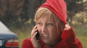 Julie Borgmans in Blinker en de blixvaten (2008)