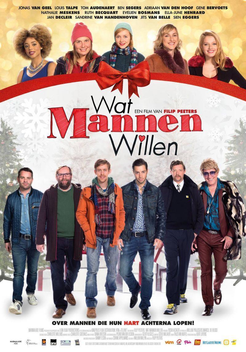 Poster Wat mannen willen