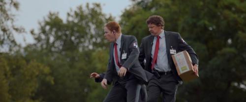 Bruno Vanden Broecke, Ben Segers in Safety First: The Movie (2015)