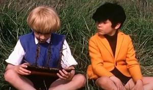 Dirk Nys, Mark Nys in De schat van de zeerover (1968)
