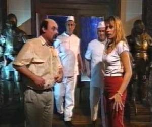 Dirk Bosschaert, Ann Ceurvels in Kiekeboe : Het witte bloed (1992)