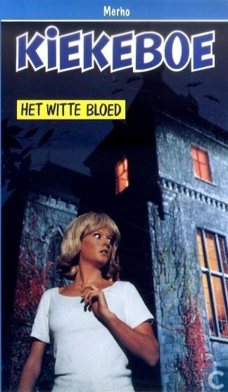 Poster Kiekeboe : Het witte bloed