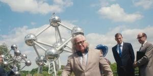 Peter Van Den Begin, Bruno Georis, Pieter van der Houwen in King of the Belgians (2016)