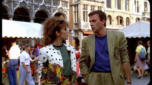 Bea Van der Maat, Herbert Flack in Koko Flanel (1990)
