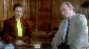 Sylvia Millecam, Frank Aendenboom in Hector (1987)