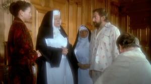 Urbanus, Yvonne Verbeeck, Ann Petersen, Sylvia Millecam in Hector (1987)