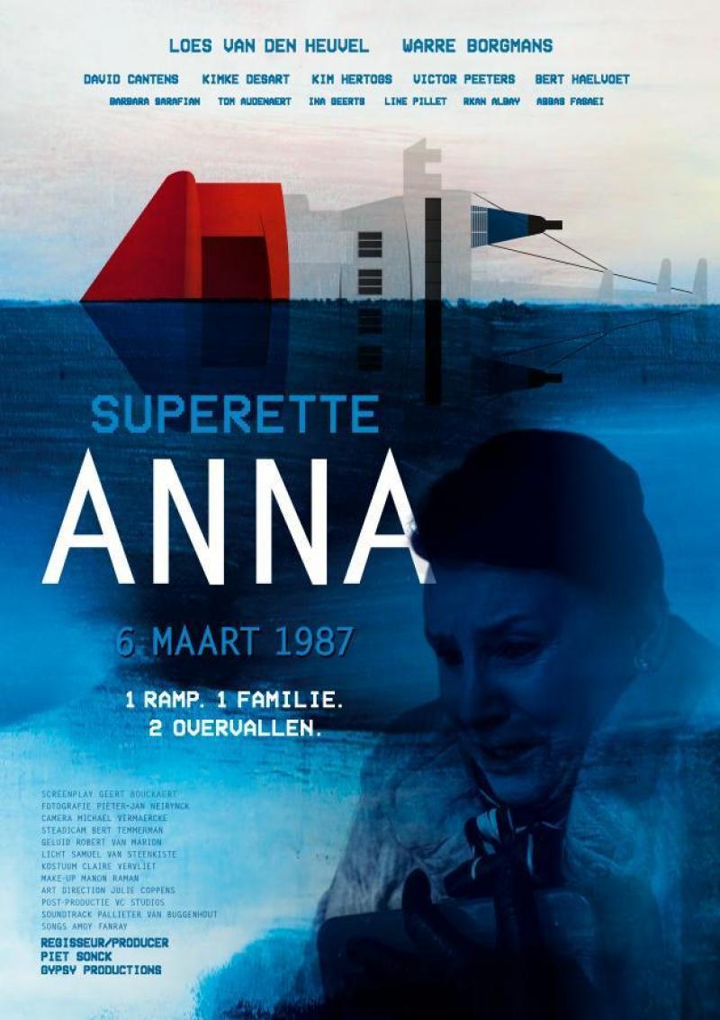 Poster Superette Anna
