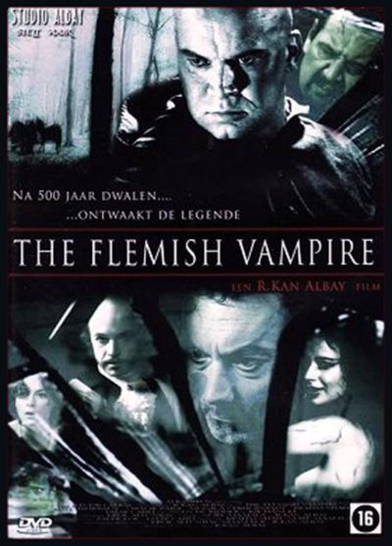 Poster The Flemish Vampire