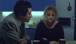Amid Chakir, Ingrid De Vos in Brussels by Night (1983)