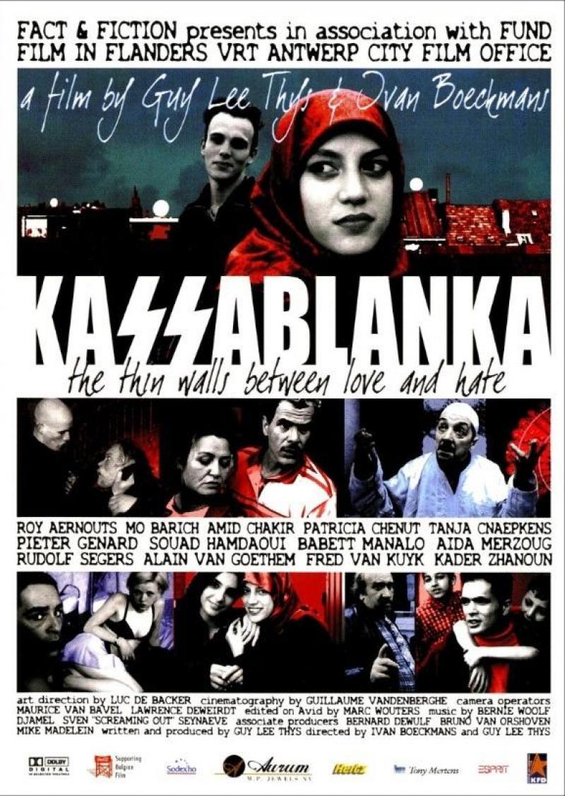 Poster Kassablanka