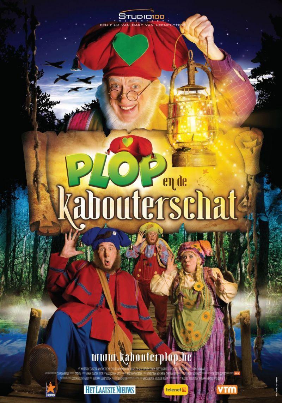 Poster Plop en de Kabouterschat