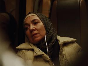 Saadia Bentaïeb in Ghost Tropic (2019)