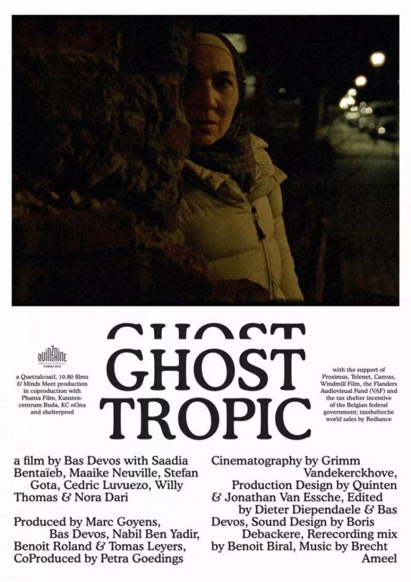 Poster Ghost Tropic