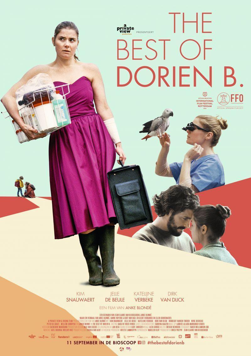 Poster The Best Of Dorien B.