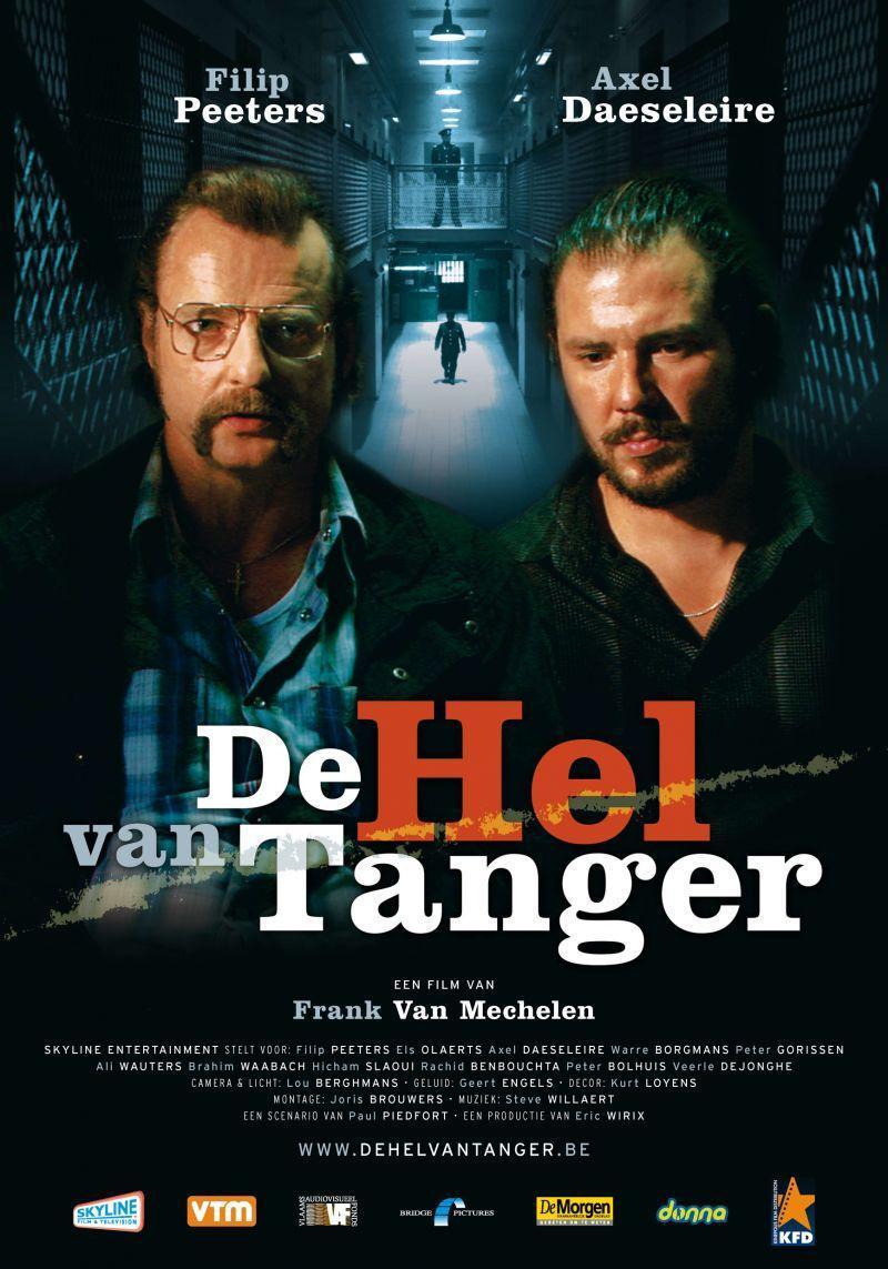 Poster De Hel van Tanger