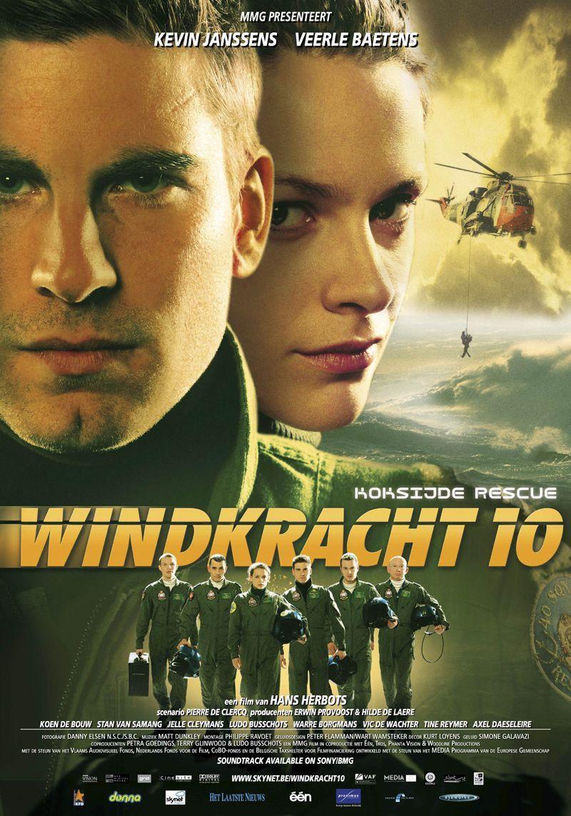 Poster Windkracht 10: Koksijde Rescue