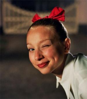 Céline Verbeeck in Suske en Wiske: De duistere diamant (2004)