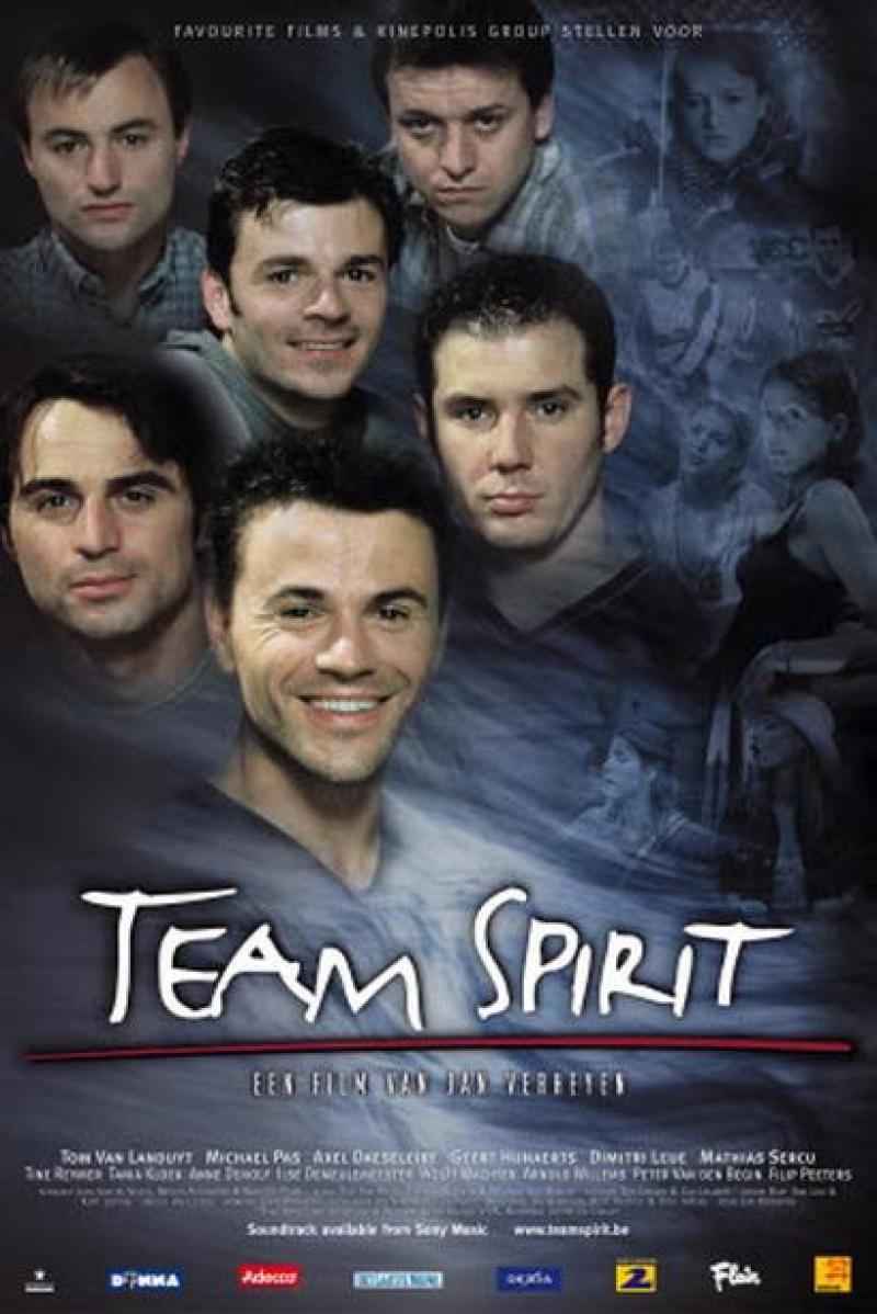 Poster Team Spirit