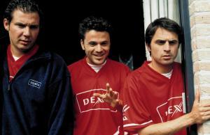 Axel Daeseleire, Tom Van Landuyt, Michaël Pas in Team Spirit (2000)
