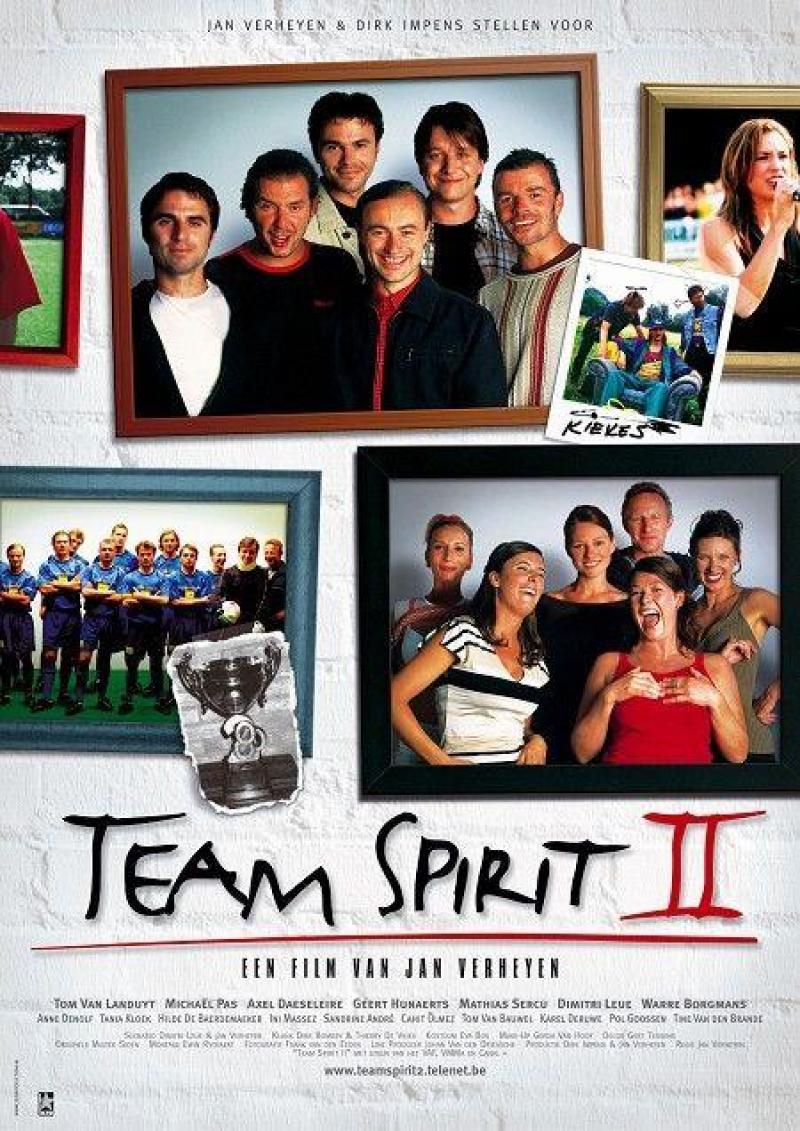 Poster Team Spirit 2