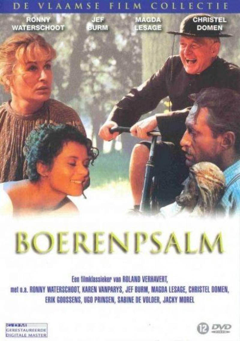 Poster Boerenpsalm