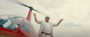 Herbert Flack in Cruise control (2020)