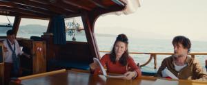 Gene Bervoets, Charlotte Anne Bongaerts, Robert de la Haye in Cruise control (2020)