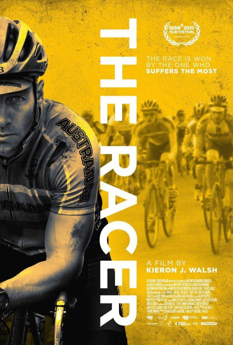Poster The racer