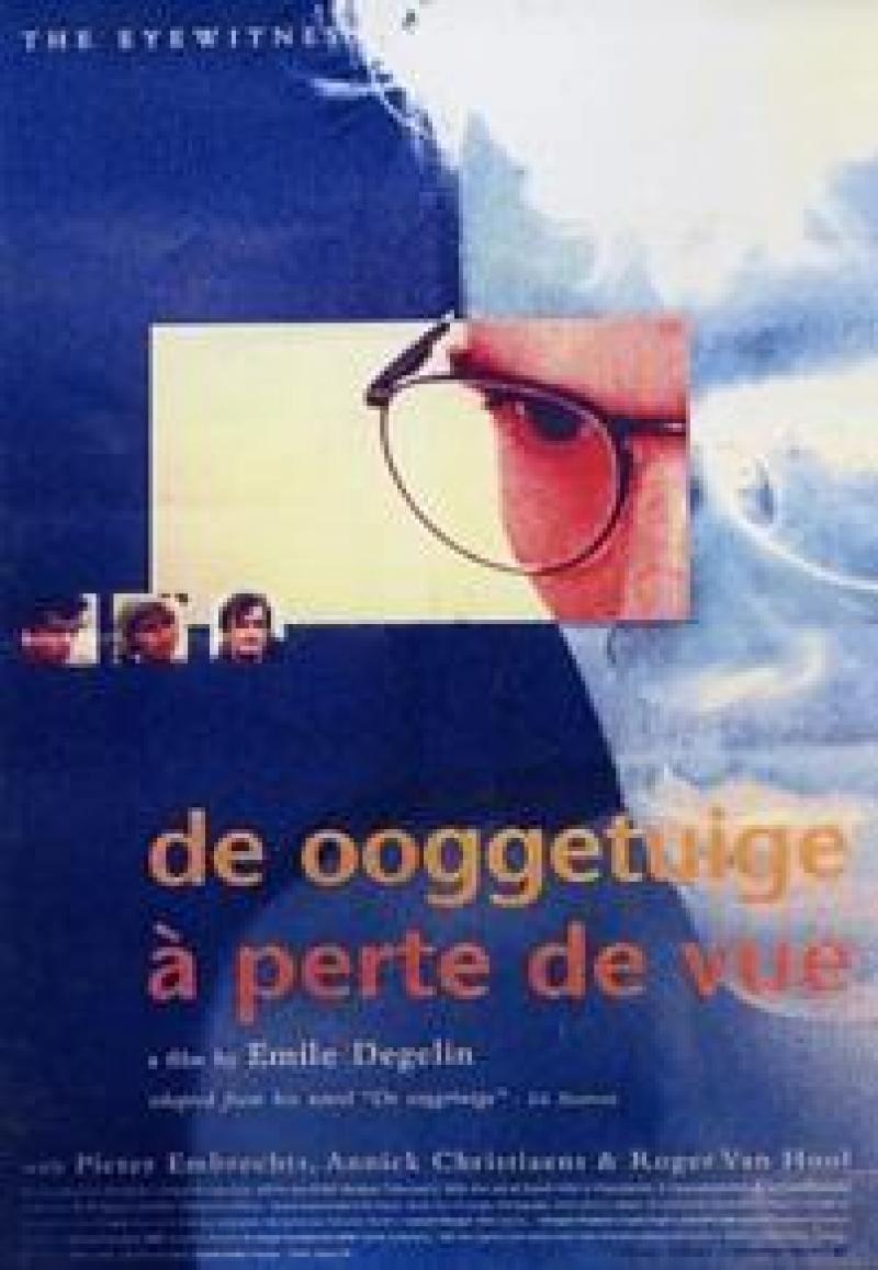 Poster De ooggetuige