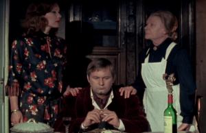 Willeke van Ammelrooy, Hugo Van Den Berghe, Gella Allaert in Het verloren paradijs (1978)