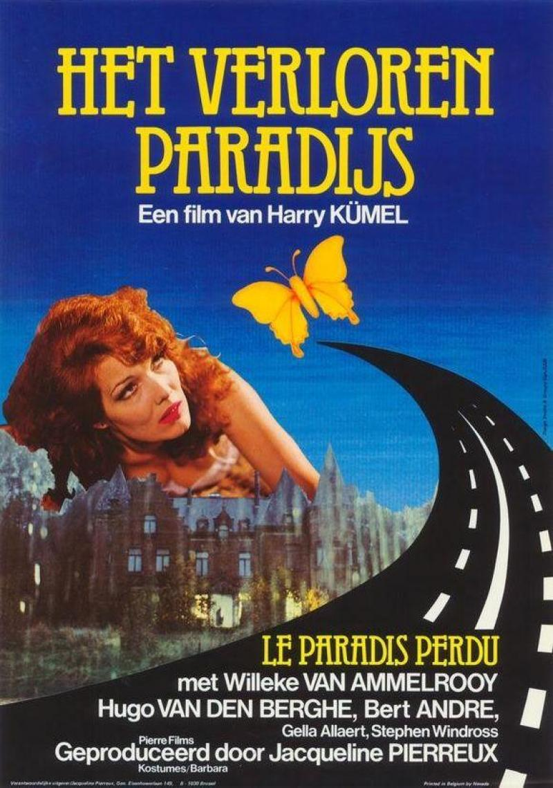 Poster Het verloren paradijs