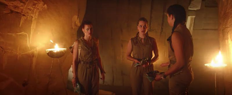 Bekijk hier de trailer van de nieuwe K3 film 'Dans van de Farao'