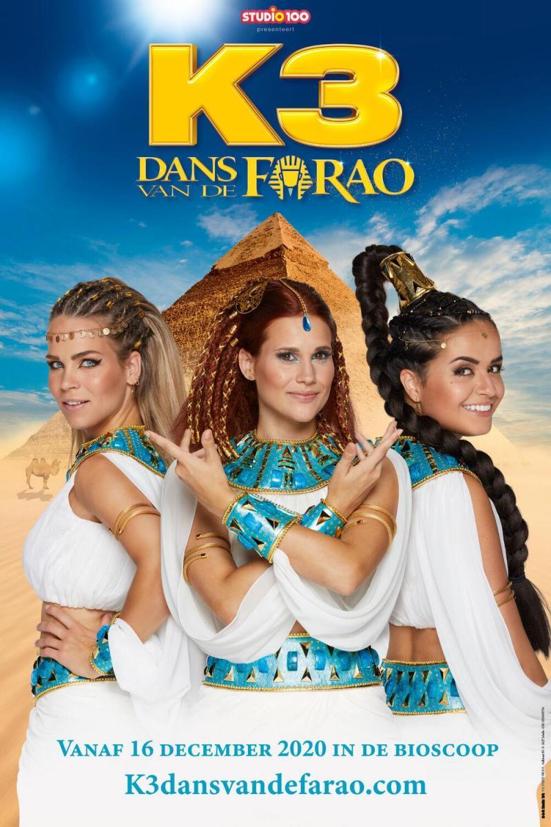 Poster K3: Dans van de Farao