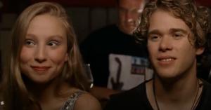 Céline Verbeeck, Freek Pieters in De laatste zomer (2007)