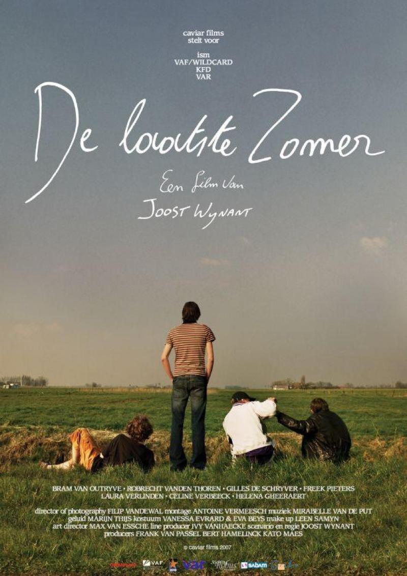 Poster De laatste zomer