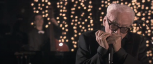 Toots Thielemans in Christmas in Paris (2008)