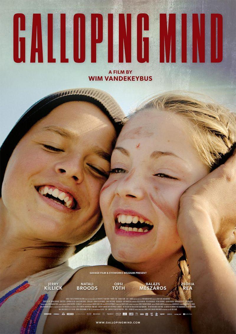 Poster Galloping mind