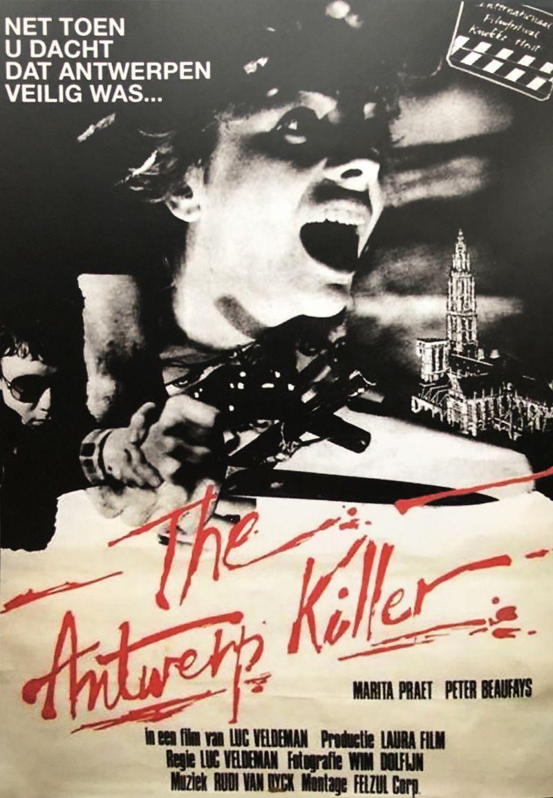 Poster The Antwerp Killer