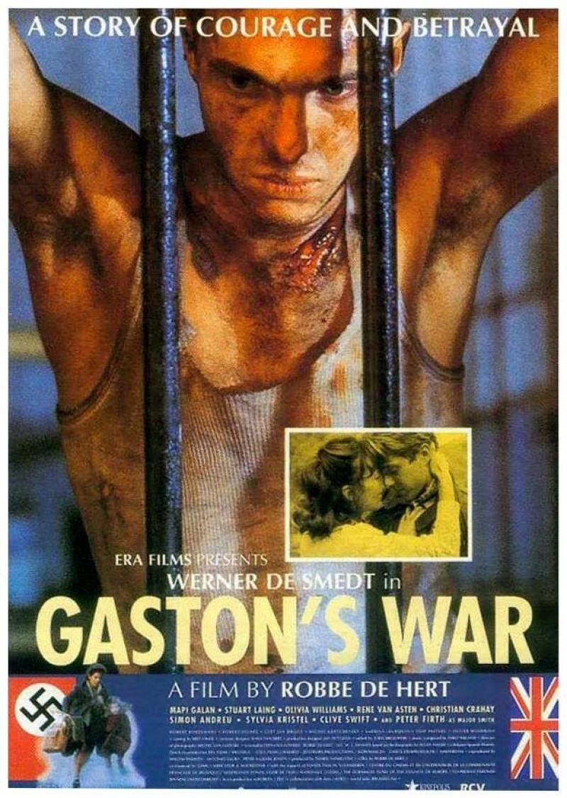 Poster Gaston's War