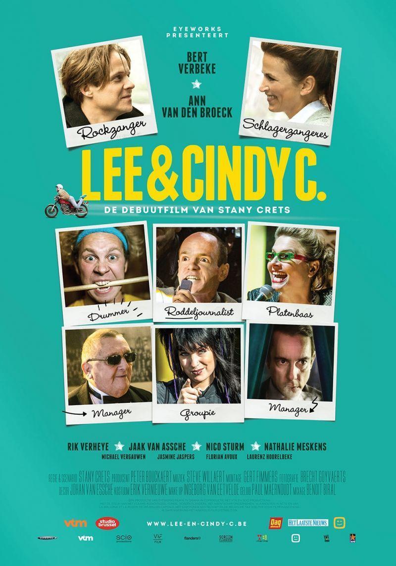 Poster Lee & Cindy C.