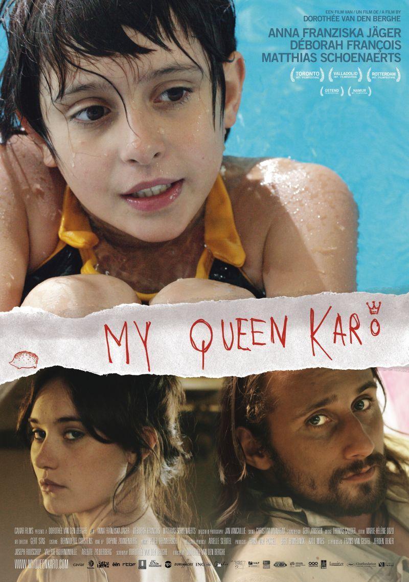 Poster My Queen Karo