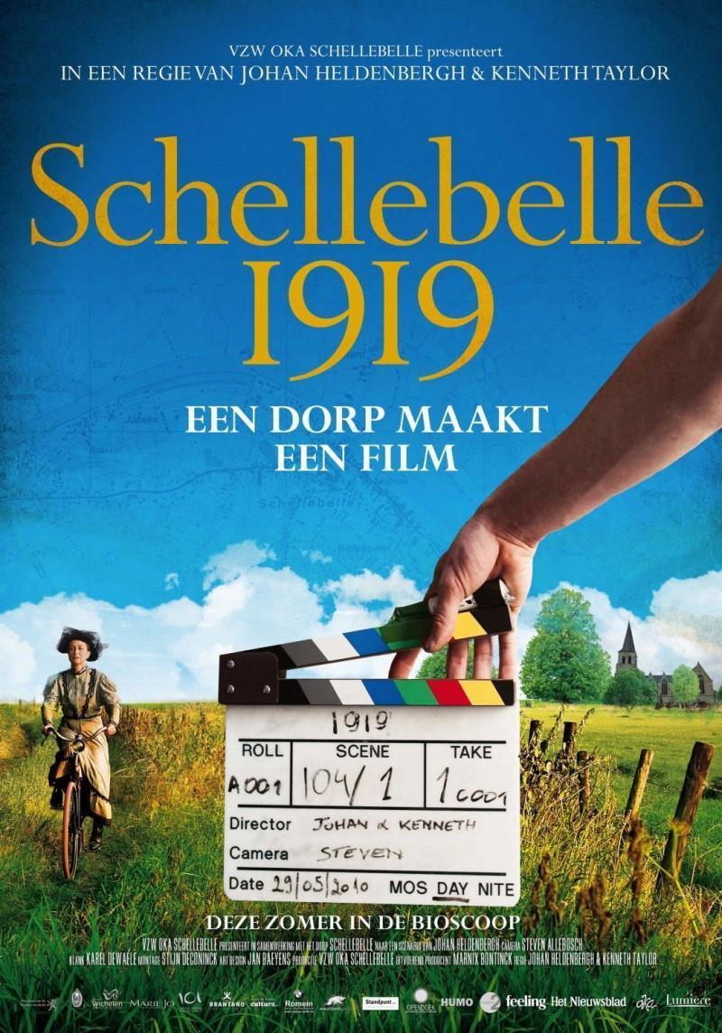 Poster Schellebelle 1919