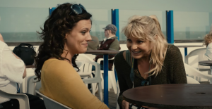 Marieke Dilles, Ellen Schoeters in Weekend aan zee (2012)