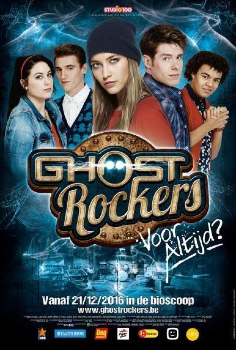 Poster Ghost Rockers: Voor altijd?