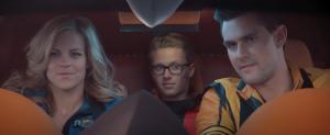 Jana Geurts, Jelle Florizoone, Jeremy Vandoorne in Mega Mindy versus Rox (2015)