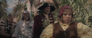 Dirk Bosschaert, Peter Van De Velde, Anke Helsen in Piet Piraat en het Zeemonster (2013)