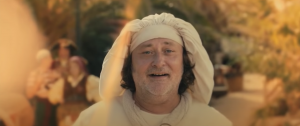 Dirk Bosschaert in Piet Piraat en het Zeemonster (2013)